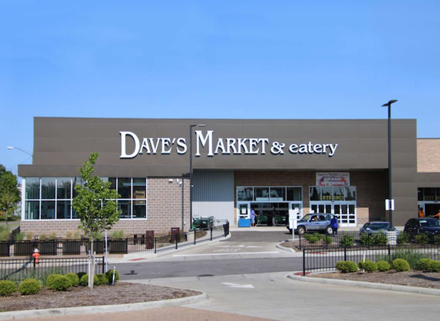 dave's market & eatery in cleveland