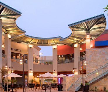 seating area at diamond jamboree shopping center