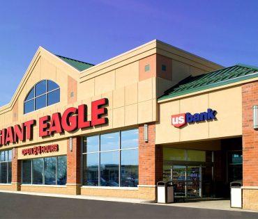 giant eagle entrance
