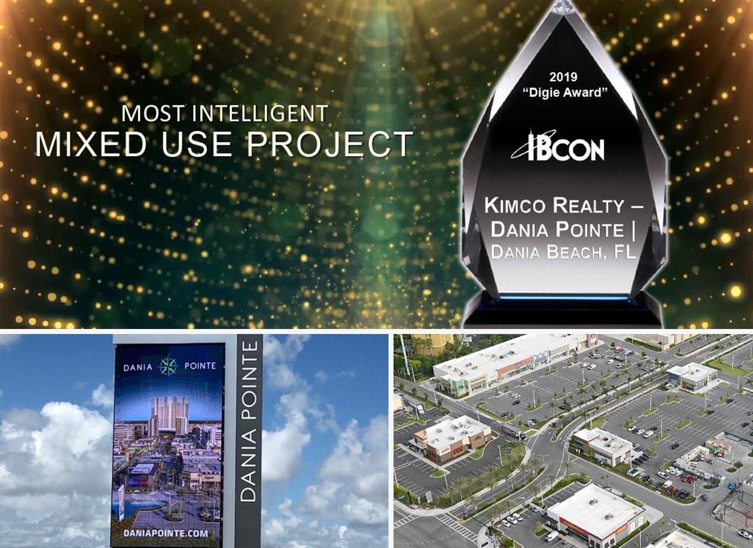 ibcon award for dania pointe