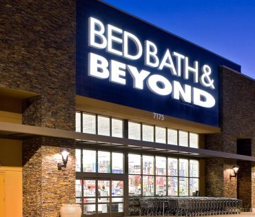 entrance to bed bath & beyond in vegas