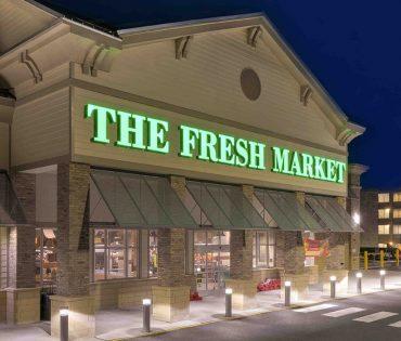 the fresh market in Rehoboth Beach, DE