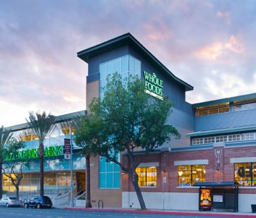street view of whole foods in Pasadena