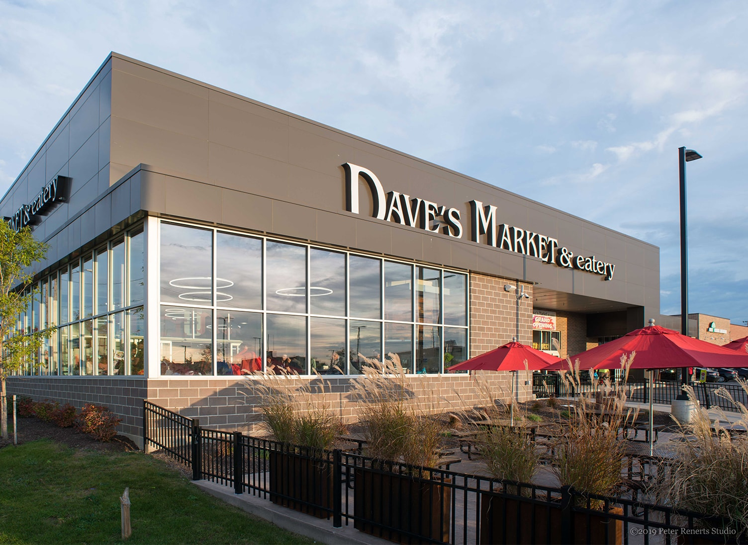 Project profile: dave's market and eatery